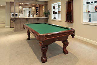 Professional pool table installers in Memphis