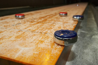 SOLO® Shuffleboard Movers Memphis, Tennessee.