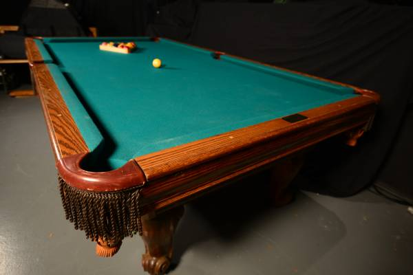 Pool Tables For Sale Listings In MemphisSOLO Pool Table Movers - Steepleton pool table