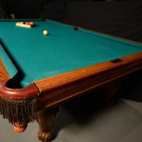 Steepleton Builders Pool Table