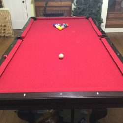 Pool Table 8' Brunswick