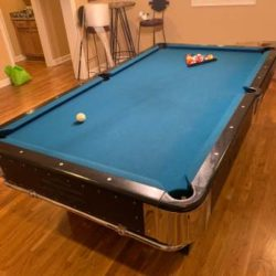 Harley Davidson Pool Table
