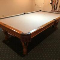 9FT Gandy Professional Pool Table
