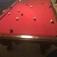 9Ft Legacy Pool Table