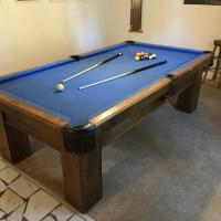 Custom Golden West Table