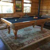 Full Size Brunswick Pool Table for Sale